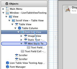 Xcode link detail label to outlet step1 thumb